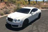 2007 BENTLEY CONTINENTAL GT MANSORY EDITION