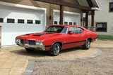 1970 OLDSMOBILE CUTLASS S W-31 HOLIDAY COUPE