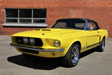 1968 FORD MUSTANG GT350 RE-CREATION CONVERTIBLE