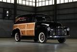 1953 CHEVROLET 3100 WOODY PANEL TRUCK