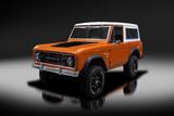 1974 FORD BRONCO CUSTOM SUV
