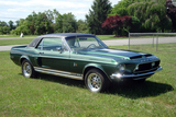 1968 FORD MUSTANG CUSTOM COUPE