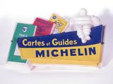 LATE 1950S MICHELIN THREE-DIMENSIONAL PLASTIC SIGN