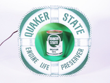 1960S QUAKER STATE THREE-DIMENSIONAL DISPLAY
