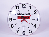 LARGE MOTORCRAFT DIAL THERMOMETER WITH GT40 LOGO