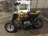 1969 HONDA Z50 MINI TRAIL MOTORCYCLE.