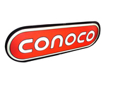 CONOCO OIL LIGHT-UP SERVICE STATION SIGN