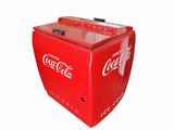 1940S COCA-COLA WESTINGHOUSE ICE-BOX COOLER