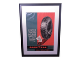 1930S GOODYEAR ALL-WEATHER TIRES POSTER