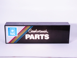 1970S GM GOODWRENCH PARTS LIGHT-UP SIGN