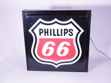 PHILLIPS 66 THREE-DIMENSIONAL LIGHT-UP SIGN