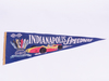 EARLY 1960S INDIANAPOLIS SPEEDWAY SOUVENIR RACE PENNANT