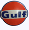 VINTAGE GULF OIL LIGHT-UP SIGN