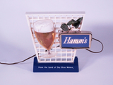 LATE 1950S HAMMS BEER LIGHTED TAVERN SIGN