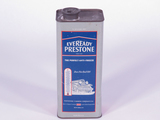 1930S EVEREADY PRESTONE HALF-GALLON ANTI-FREEZE TIN
