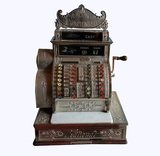 1909 NATIONAL BRASS CASH REGISTER MODEL #441