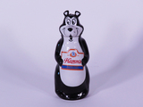 1960S HAMMS BEER BEAR CERAMIC BEER DECANTER