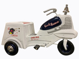 1950S GOOD HUMOR ICE CREAM DELIVERY TRICYCLE