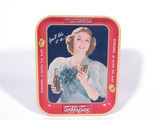 1939 DR PEPPER METAL SERVING TRAY