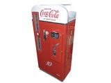 1950S COCA-COLA VENDO 81 COIN-OPERATED SODA MACHINE