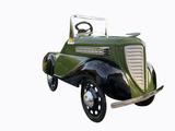 1938 DODGE STREAMLINER PEDAL CAR