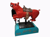 1950S RIDE PORKY COIN-OPERATED KIDDIE RIDE