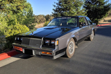 1984 BUICK REGAL T-TYPE COUPE