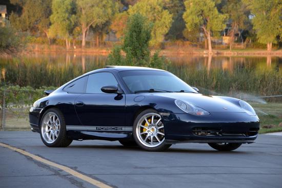 1999 PORSCHE 911 CARRERA CUSTOM COUPE