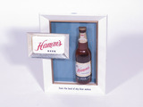 EARLY 1960S HAMM'S BEER THREE-DIMENSIONAL DISPLAY PIECE