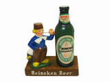 ADDENDUM ITEM - 1960S HEINEKEN BEER THREE-DIMENSIONAL DISPLAY PIECE