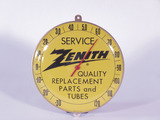 EARLY 1960S ZENITH SERVICE DIAL THERMOMETER