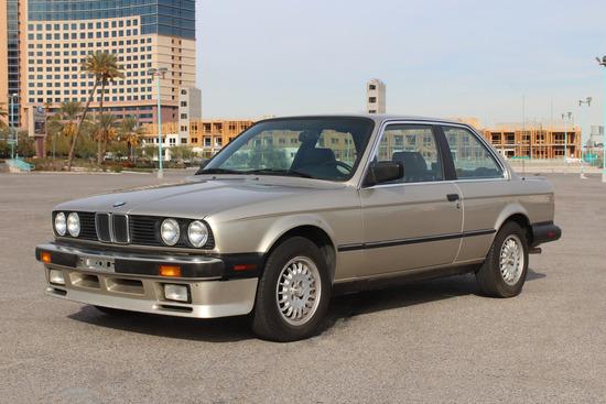 1986 BMW 325i
