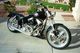 1999 TITAN GECKO MOTORCYCLE
