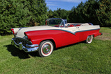 1956 FORD FAIRLANE SUNLINER CUSTOM CONVERTIBLE