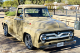1955 FORD F-100 CUSTOM PICKUP