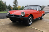 1979 MG 1500 MIDGET ROADSTER
