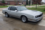 1987 CHEVROLET MONTE CARLO SS CUSTOM COUPE