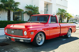 1972 CHEVROLET C10 CUSTOM PICKUP