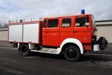 1987 IVECO 90-16 MAGIRUS FIRE TRUCK