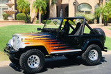 1982 JEEP CJ-7 CUSTOM SUV