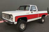 1976 CHEVROLET K10 CHEYENNE SUPER PICKUP