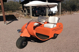 1957 JATO GOLF CART