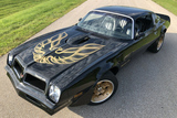 1976 PONTIAC FIREBIRD TRANS AM CUSTOM COUPE