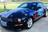 2007 FORD MUSTANG SHELBY GT CUSTOM COUPE