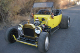 1923 FORD T-BUCKET CUSTOM ROADSTER