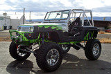 1995 JEEP WRANGLER CUSTOM SUV