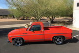 1974 CHEVROLET C10 CUSTOM PICKUP