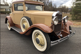 1930 OLDSMOBILE DELUXE COUPE