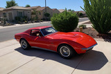 1970 CHEVROLET CORVETTE T-TOP COUPE