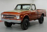 1968 CHEVROLET K20 CUSTOM PICKUP